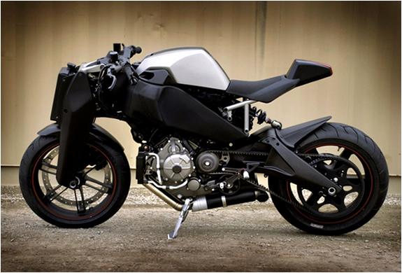 THE MAGPUL RONIN MOTORBIKE | Image