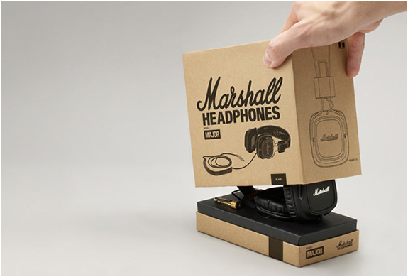 MAJOR MARSHALL HEADPHONES | Image