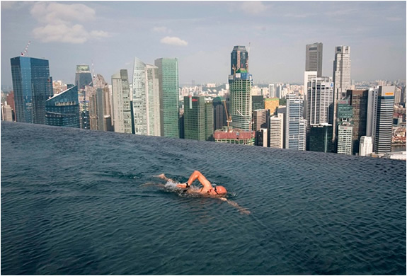 MARINA BAY SANDS HOTEL | SINGAPORE | Image