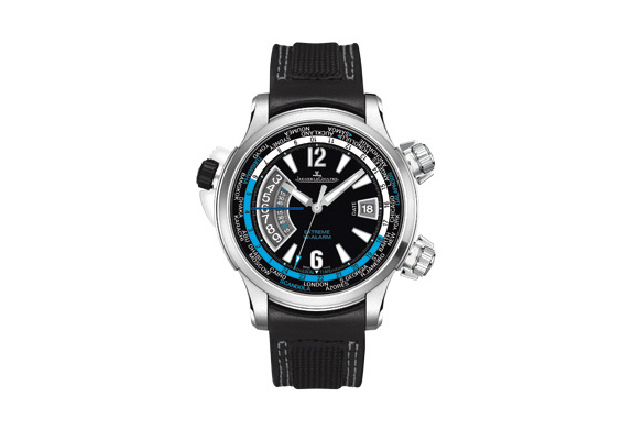 Master Compressor Extreme W-alarm Watch | By Jaeger Le Coultre | Image