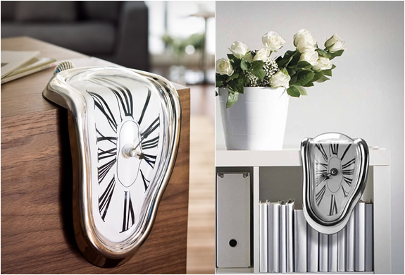 MELTING CLOCK | Image