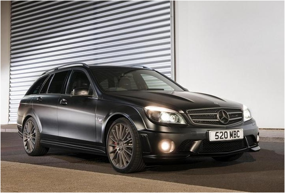 Mercedes Benz C-class Dr 520 Amg | Image
