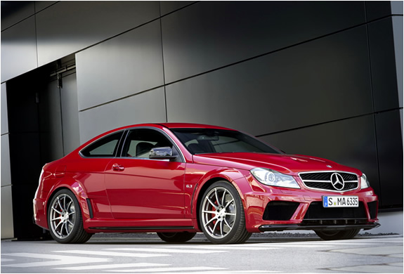 2012 Mercedes-benz C63 Amg Black Series Coupe | Image