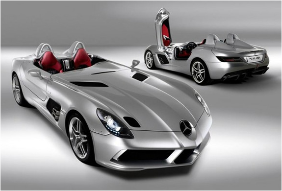 Mercedes-benz Slr Stirling Moss | Image