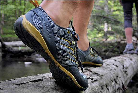 Merrell Barefoot Trail Running Shoes | Image