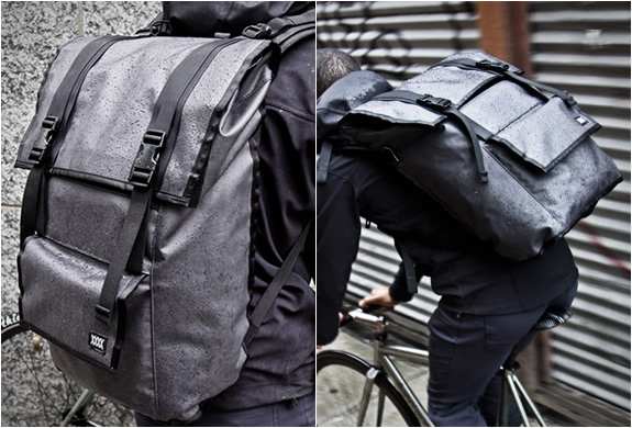 Fitzroy Large Weatherproof Rucksack | By Mission Workshop | Image