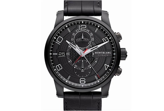 Timewalker Twinfly Chronograph Watch | Limited Edition By Montblanc | Image