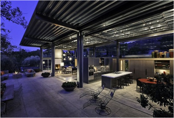 MONTECINTO RESIDENCE | BY BARTON MYERS ASSOCIATES | Image