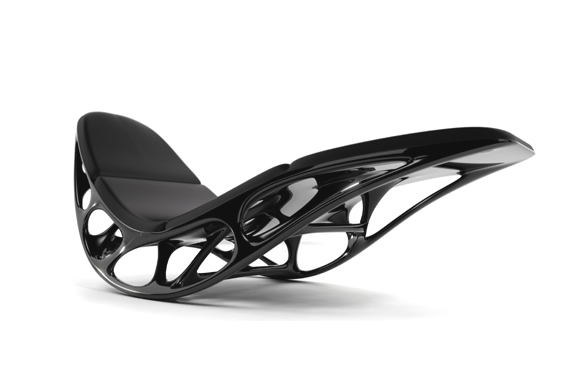 MORPHOGENESIS LOUNGE CHAIR | BY TIMOTHY SCHREIBER | Image