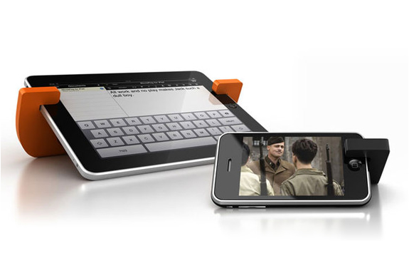 MOVIEPEG | IPHONE AND IPAD STANDS | Image