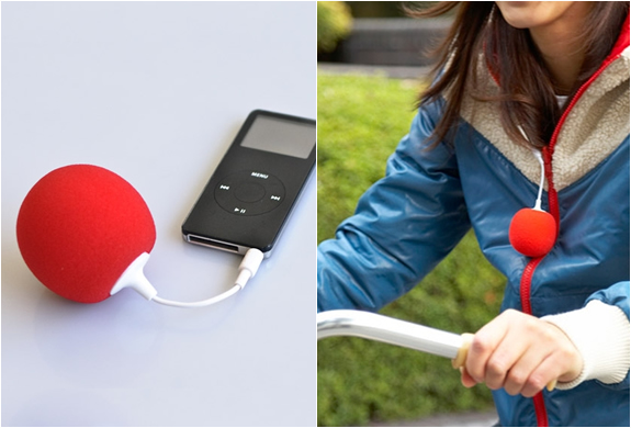 MUSIC BALLOON SPEAKER | Image