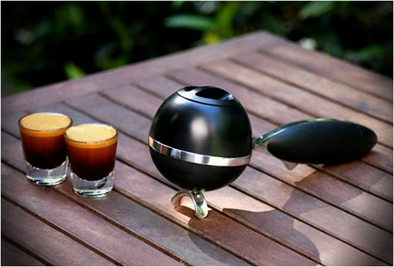 MYPRESSI TWIST | PORTABLE ESPRESSO MACHINE | Image