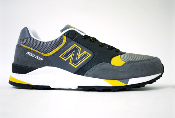 NEW BALANCE M850J LIMITED EDITION SNEAKERS | Image