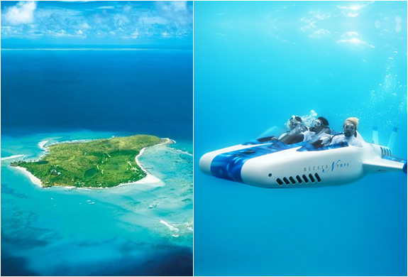 NECKER ISLAND | STAY AT RICHARD BRANSON´S PRIVATE PARADISE | Image