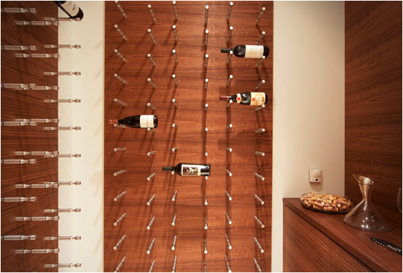 NEK-RITE | WINE CELLAR STORAGE SYSTEM | Image