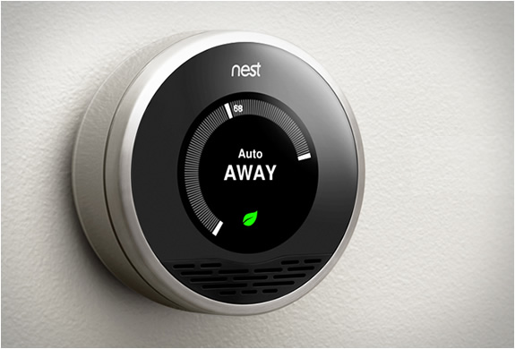Nest | The Learning Thermostat | Image