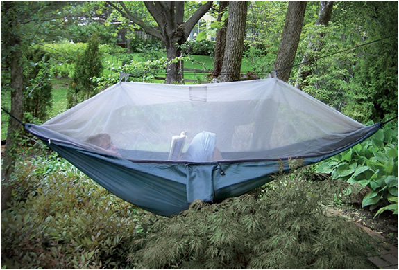 NETTED COCOON HAMMOCK | Image
