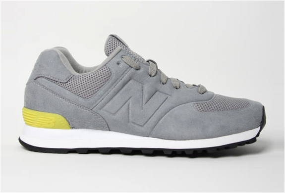 NEW BALANCE MS574GR SNEAKERS | Image