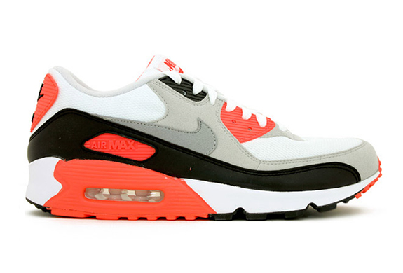 NIKE AIR MAX 90 INFRARED 2010 | Image