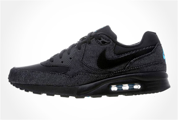 Nike Air Max Light | Black/blue | Image