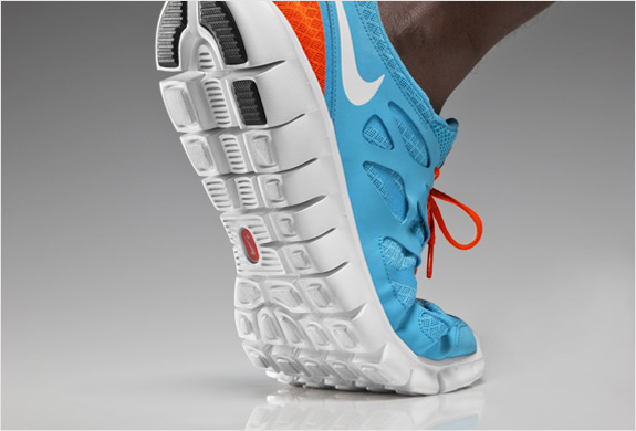 Nike Free Run + 2 | Teal Orange | Image