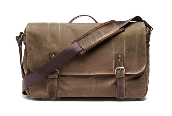 Camera And Laptop Messenger Bag | By Ona Bags