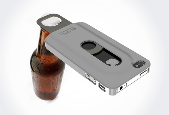 Opena | Iphone 4 Bottle Opener Case | Image