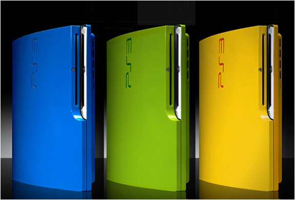 Pimp My Ps3 | By Colorware | Image