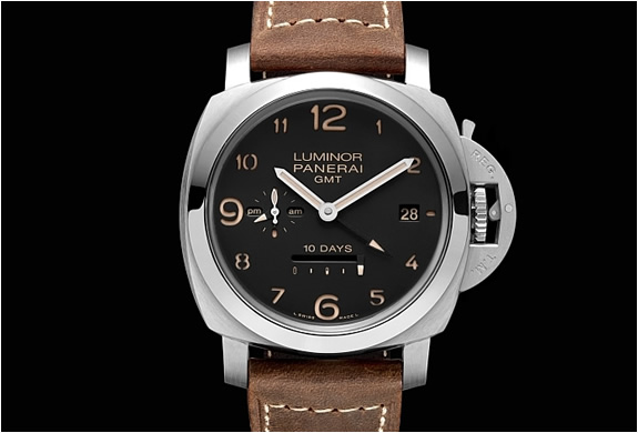 Panerai Luminor 1950 10 Days Limited Edition Watch | Image