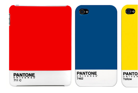 PANTONE COVERS FOR IPHONE AND IPAD | Image