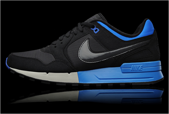 Nike Air Pegasus 89 Black/blue | Image