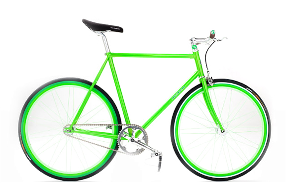 PURIST GREEN | BY SEXY BICYCLES | Image