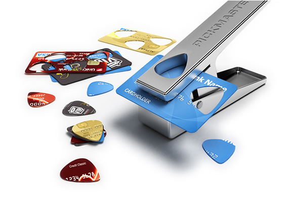 Pickmaster Plectrum Punch | Image