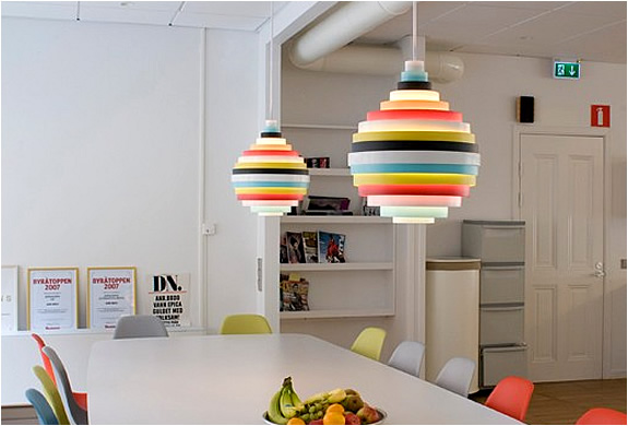 PXL MULTI-COLOR LIGHTING | BY FREDRIK MATTSON | Image