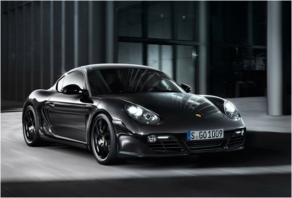 PORSCHE CAYMAN S BLACK | LIMITED EDITION | Image