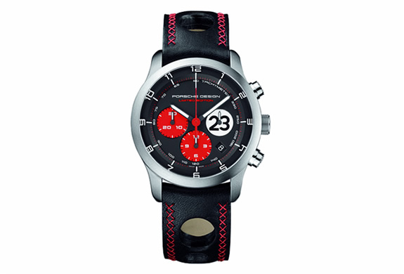 PORSCHE DESIGN LE MANS 1970 LIMITED EDITION WATCH | Image
