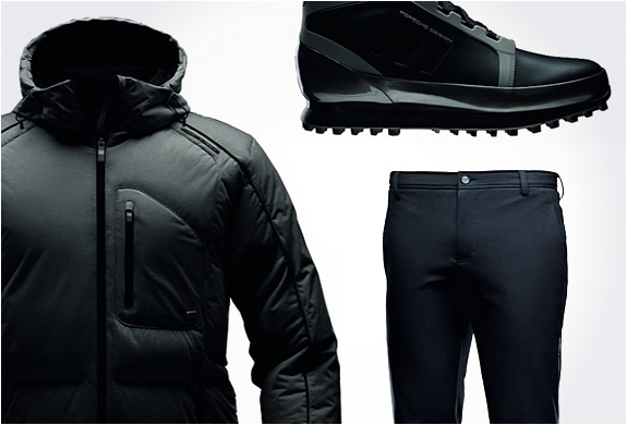 WINTER TRAINING PACKAGE | BY PORSCHE DESIGN | Image