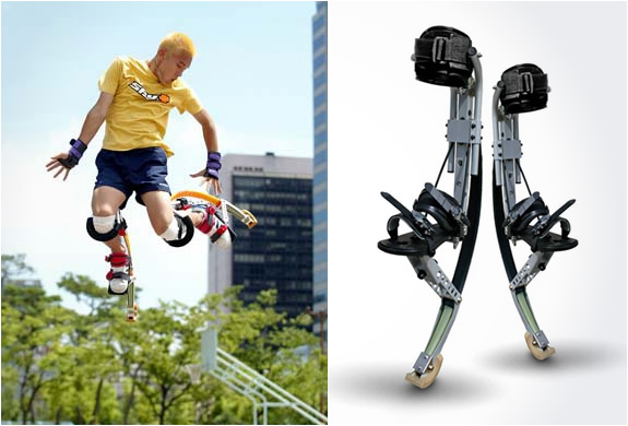 Poweriser Jumping Stilts