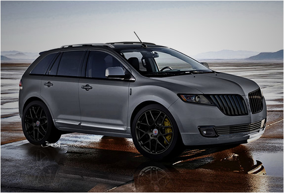 PROJECT LINCOLN MKX | ID AGENCY X UNDFTD | Image