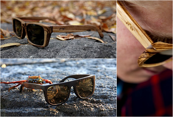 PROOF | WOOD SUNGLASSES | Image