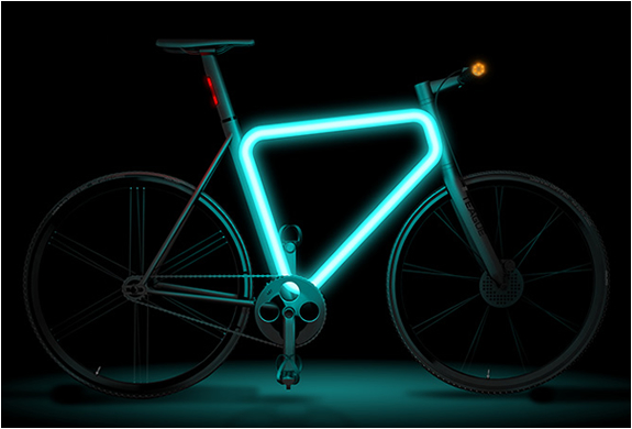 PULSE URBAN BIKE | BY TEAGUE | Image