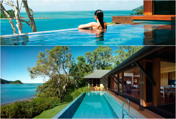 QUALIA RESORT | GREAT BARRIER REEF AUSTRALIA | Image