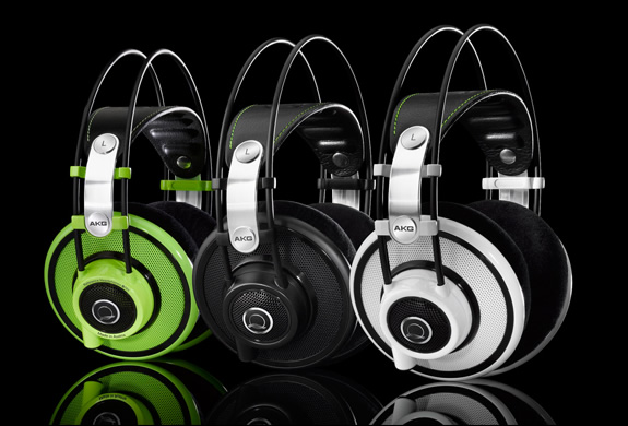HARMAN AKG X QUINCY JONES HEADPHONES | Image