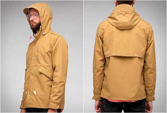 RAINMAC NYLON RAINCOAT | BY FOLK | Image