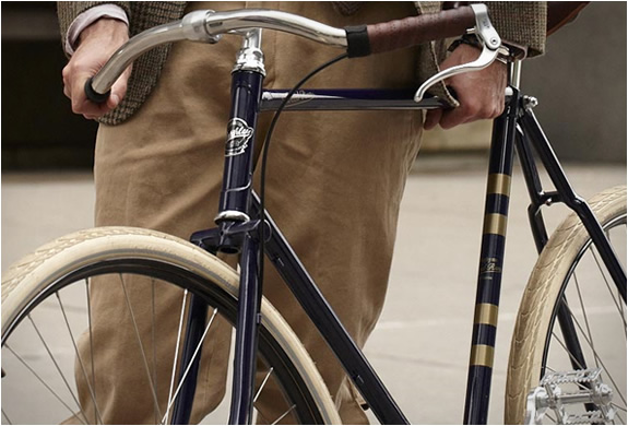 RALPH LAUREN & PASHLEY CYCLES | LIMITED EDITION BICYCLE | Image