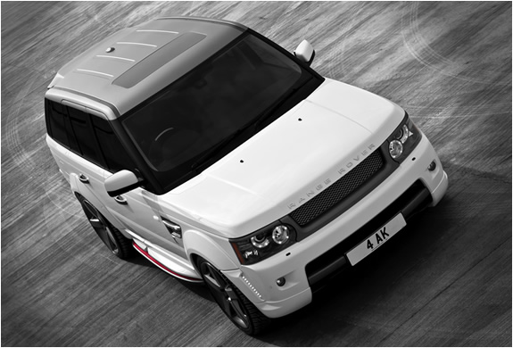 Range Rover Sport | By Project Khan | Image