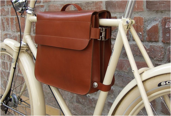retrovelo bike frame bag