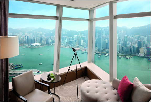 WORLDS HIGHEST HOTEL | RITZ CARLTON HONG KONG | Image