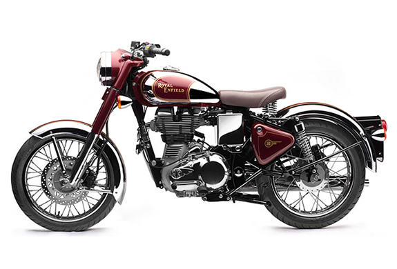 CLASSIC 500 MOTORBIKE | BY ROYAL ENFIELD | Image