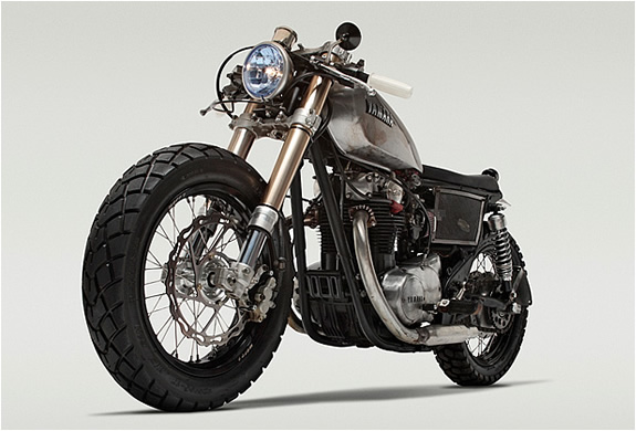 CUSTOM MOTORBIKES | BY CLASSIFIED MOTO | Image